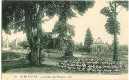 84. Avranches - Le Jardin Des Plantes - Avranches