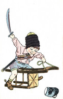 CPA - WW1 WWI Propaganda Propagande - KAISER - Umoristica Satirica, Humour Satirique - NV - PV862 - War 1914-18
