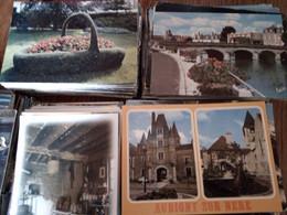 LOT DE 1000 CPM - 500 Postkaarten Min.