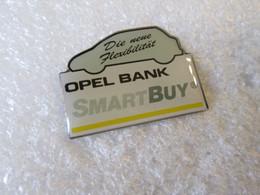 PIN'S    OPEL  BANK - Opel