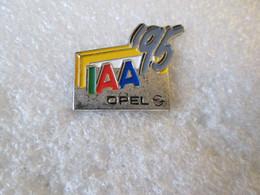 PIN'S    OPEL  IAA 95 - Opel