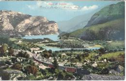 Loppiosee Mori Arco Riva Bahn Garda Nago Torbole Lago Di Loppio Ferrovia MAR Passo San Giovanni - Other Cities