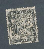 FRANCE - TAXE N° 20 OBLITERE - COTE MINI : 240€ - 1892 - 1859-1955 Afgestempeld