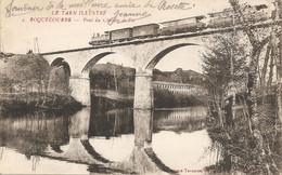 81  ROQUECOURBE Pont Du Chemin De Fer - Roquecourbe