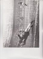 FOTO  INCONTRO DI CAMPIONATO 1972/73  MILAN - LAZIO .   RIGORE  DI  RIVERA  PARATO  . - Abbigliamento, Souvenirs & Varie
