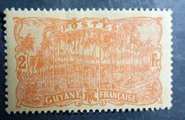France (ex-colonies & Protectorats) > Guinée Française (1892-1944) >  N° 88* - Unused Stamps