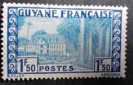 France (ex-colonies & Protectorats) > Guinée Française (1892-1944) >  N°176* - Unused Stamps