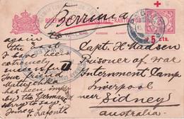 INDES NEERLANDAISES   1915   ENTIER POSTAL/GANZSACH/POSTAL STATIONARY  CARTE - Indie Olandesi