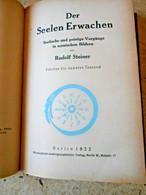Occultismus - R.Steiner -Die Prufung Der Seele -Berlin 1922 - Old Books