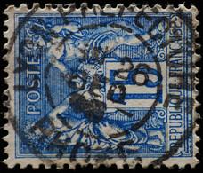 -Sage N°101  Type II  Ob  ( CAD  ) LYON PREFECTURE. - 1876-1898 Sage (Type II)