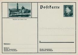 Carte Entier Postal Ganzsache Postkarte Druckprobe - Enteros Postales