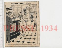 Humour Presse 1934 Désarmement (militaire Armée) Flotte (Marine Nationale Pluie) Parapluie Brève De Comptoir CHV65 - Unclassified