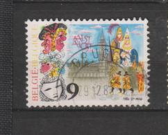 COB 2200 Centraal Gestempeld Oblitération Centrale BRUGGE - Used Stamps