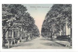 27136 - Strehlen In Schlesien Bahnhofstrasse - Schlesien
