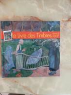 FRANCE - 2007 - Le Livre Des Timbres Complet Avec Ses Timbres Et Son étui. Neuf. - 2010-....