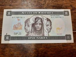 Un Billet ERYTHEE - Eritrea