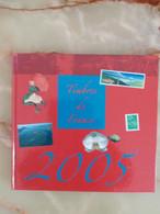 FRANCE - 2005 - Le Livre Des Timbres Complet Avec Ses Timbres Et Son étui. Neuf. - 2010-....