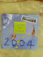 FRANCE - 2004 - Le Livre Des Timbres Complet Avec Ses Timbres Et Son étui. Neuf. - 2010-....