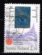 FINLANDE /Oblitérés/Used /1992 - Commémoration - Gebraucht