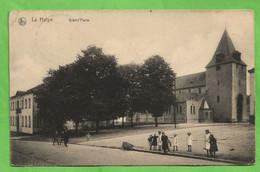 LA HULPE   -   Grand Place - La Hulpe