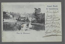 Luxembourg, Vue De Clervaux (7004) - Clervaux