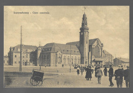Luxembourg, Gare Centrale (7005) - Luxemburg - Town