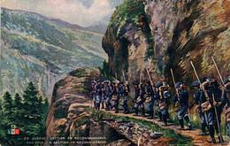 Chasseurs Alpins. Reconnaissance En Montagne - Regimenten