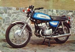 MOTO KAWASAKI HI 500 - 3 CIL. 200 KMH - Motorbikes