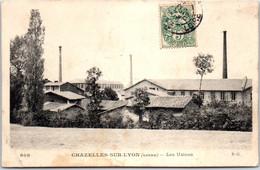 42 CHAZELLES SUR LYON - Les Usines. - Other Municipalities