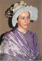 FOLKLORE - COSTUME DE VALLOIRE - Costume De Mariée - Costumes