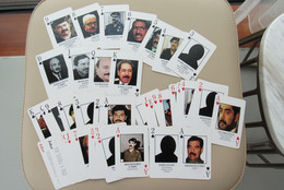 Speelkaarten Playing Cards Irak Golf War Gulf Iraki Saddam Husayn Hoessein - 54 Cards