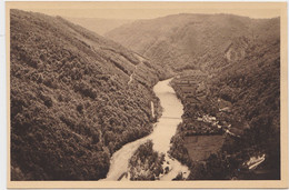 La Dordogne A Nauzenac Route De Mauriac Vue Prise Du Pic De La Mirande - Unclassified