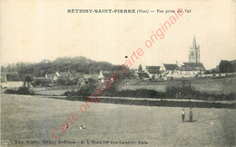 60.  BETHISY SAINT PIERRE .  Vue Prise Du Val . - Otros Municipios