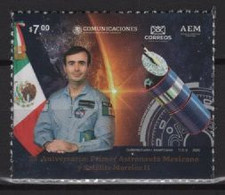 Mexico (2020) - Set - /  Astronaut - Space - America Del Nord