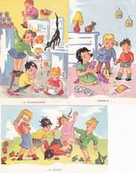 Lot De 100 CPA Illustrateurs Enfants -         ((lot 90/A) - 100 - 499 Postales