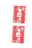 2629a Paire Verticale De Carnet 1 Er Choix Prix Très  Bas - Curiosità: 1990-99  Nuovi