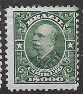 Brazil Mh * 1913 5,5 Euros (sorry For Hair On Scan) - Neufs