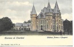 CPA/PK  -  GOUGNIES   - Château Pirmez - Gerpinnes