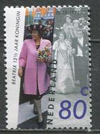Holland Netherlands Mi# 145 Postfrisch/MNH - Royal Jubilee - Ongebruikt