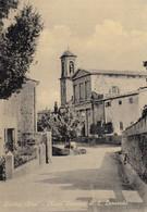 LAJATICO-PISA-CHIESA PIEVANA DI SAN LEONARDO-CARTOLINA VIAGGIATA NEL 1966 - Pisa
