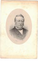 (Florimond Van Loo) Engelbertus  Thuysbaert, Burgemeester Lokeren 1816-1874 - Overlijden