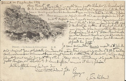 Dinant - Les Ruines De Crève-Coeur (précurseur) 1898 - Dinant