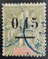 MADAGASCAR    N° Y&T  55 (o) - Usados