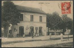 Autrey - La Gare - A. Bergeret, Lib, à Gray - Voir 2 Scans - Altri Comuni