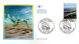 """"""" LA BAIE DE SOMME """" Sur Enveloppe 1er Jour De 1998 N° YT 3168. Parfait état. FDC - Ohne Zuordnung"""