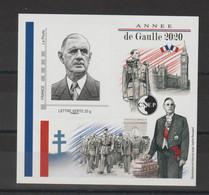 France CNEP 2020 Bloc C De Gaulle - CNEP