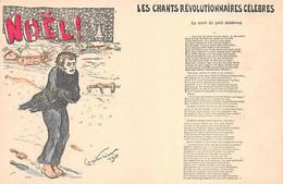 LES CHANTS REVOLUTIONAIRES CELEBRES - La Mort Du Petit Miséreux - Labor Unions