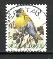 BE   2665  Obl  --   Oiseau Buzin : Tarin Des Aulnes  -  Obl. Centrale Parfaite Herstal  -  Gomme XX MNH - Used Stamps