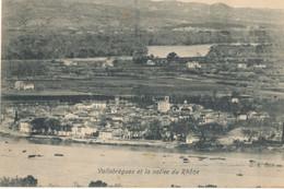 30 // VALLABREGUES   Et La Vallée Du Rhone  ** - Altri Comuni