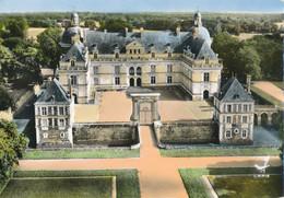 89) ST-GEORGES-SUR-LOIRE : Vue Aérienne Sur Le Château De SERRANT - Saint Georges Sur Loire